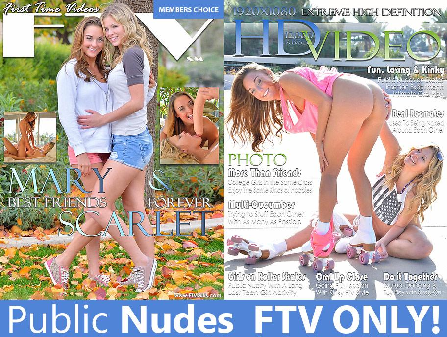 Public Nudes