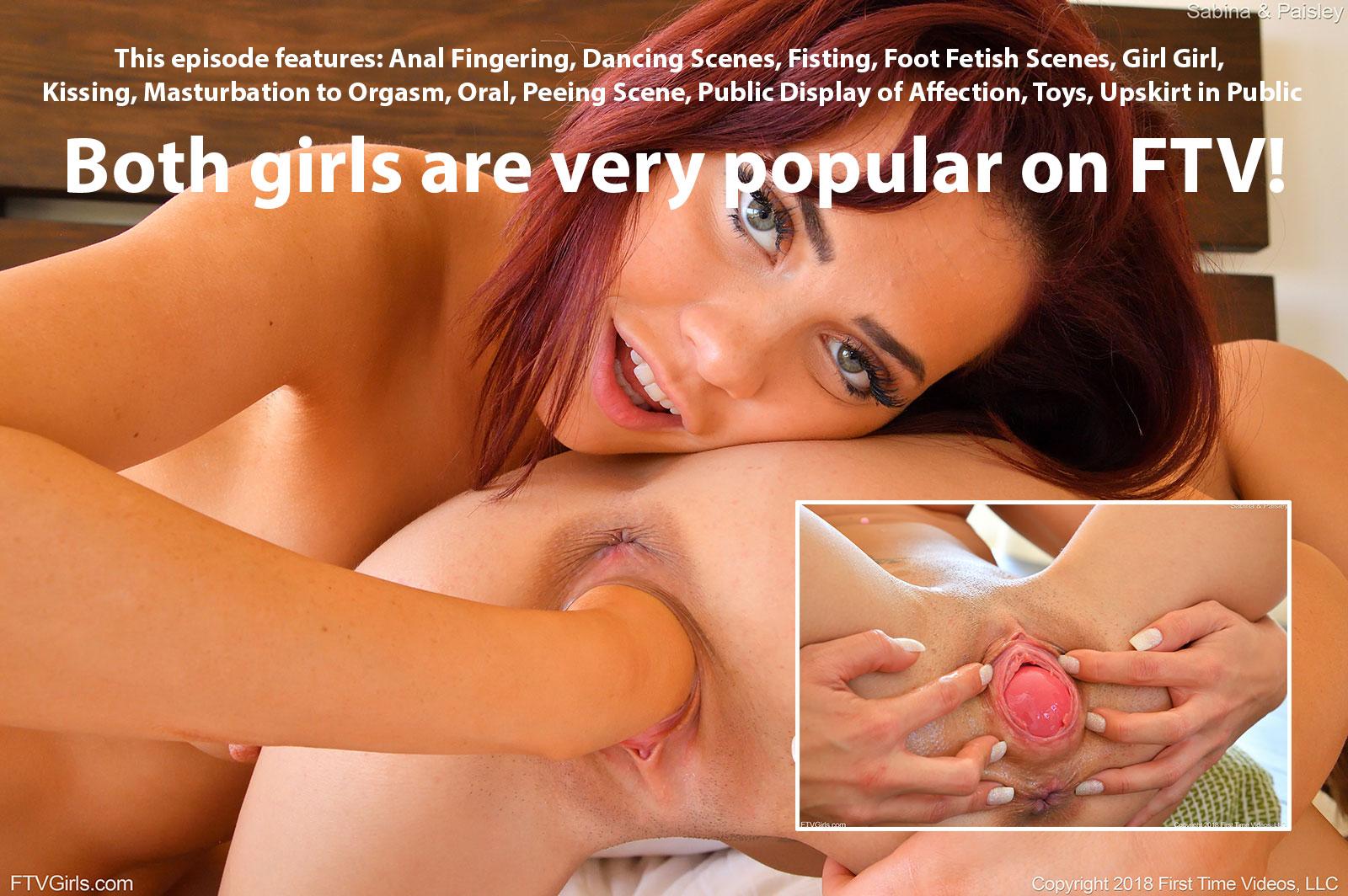 Popular ftvx girls